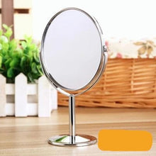JOLLITY Desktop Self-Care & MakeUp Mirror with 2-Sided Metal Mirror & Magnifying Function - Divine Inspiration Styles