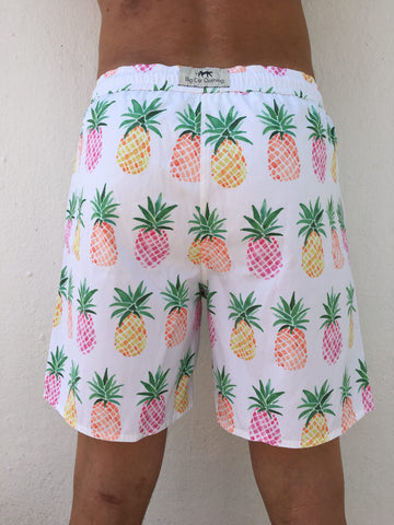 Boys Pineapple Trunks