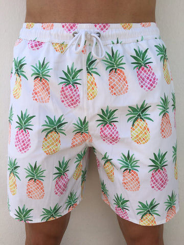 Mens Pineapple Trunks