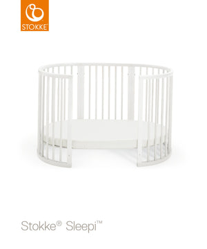 Stokke Sleepi Bed and Mattress 120cm