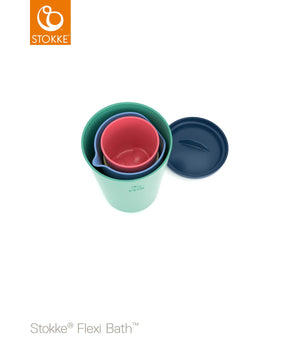 Stokke® Flexi Bath®Toy Cups