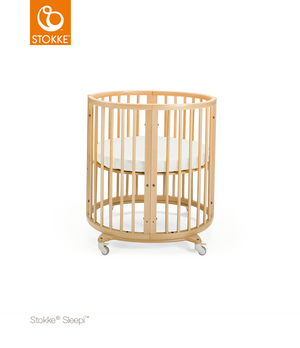 Stokke® Sleepi™ Mini Compleet 4-in-1 Concept Naturel