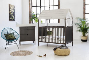 Stokke® Home™ Modulaire all-in-one Babykamer Hazy Grey