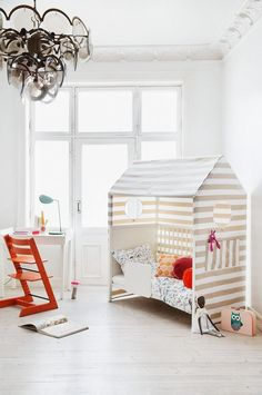 Stokke® Home™ Modulaire all-in-one Babykamer Wit