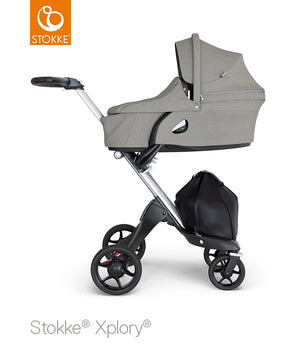 Stokke Xplory V6 Brushed Grey