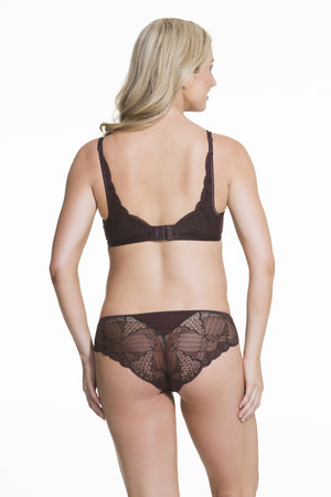 Cake Bra Truffles Moulded Cup Brown