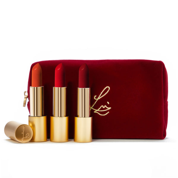 The True Velvet Collection (Velvet Ribbon, Jazz and Morning in a velvet bag)