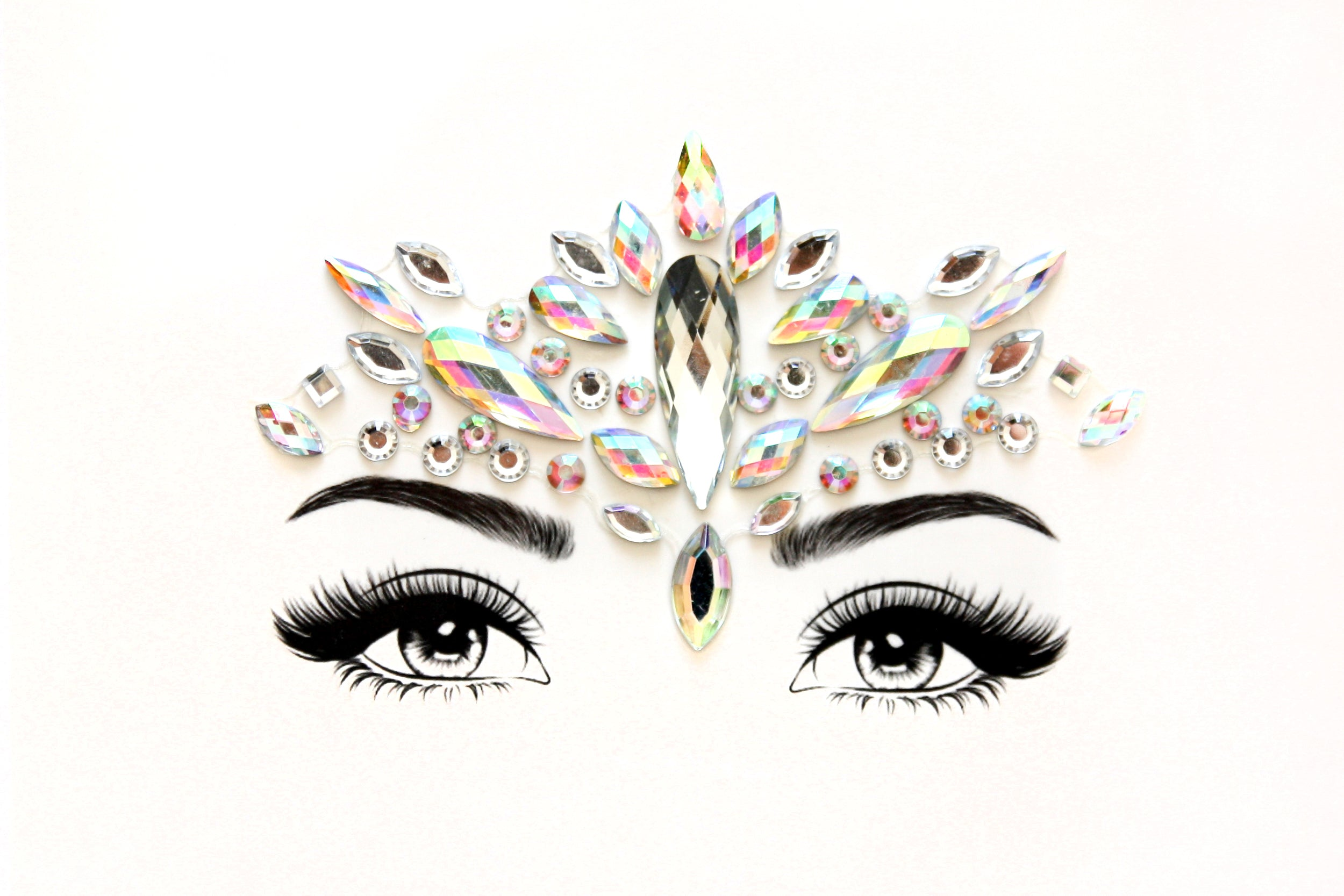 Princess Face Jewels