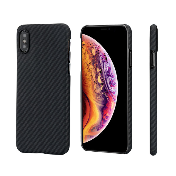 Pitaka iPhone XS Slim Case