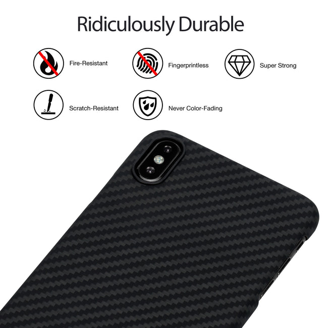 Pitaka iPhone XS Max Slim case