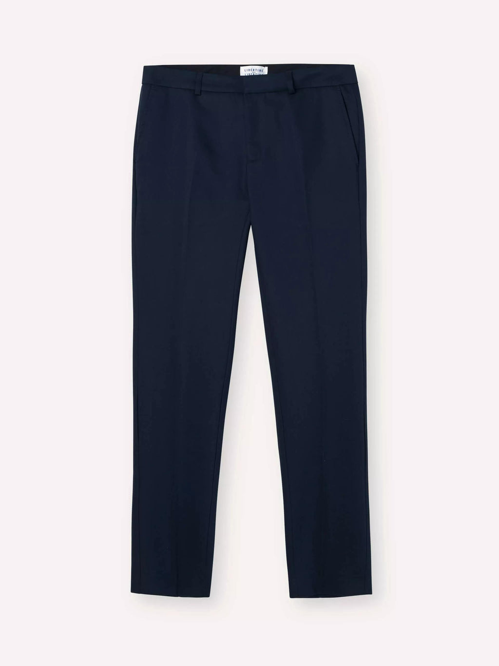 Transworld Dark Navy Trousers