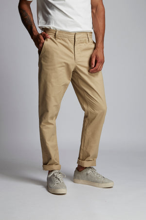 Hymn London - Condor Chino Slim Fit - Stone