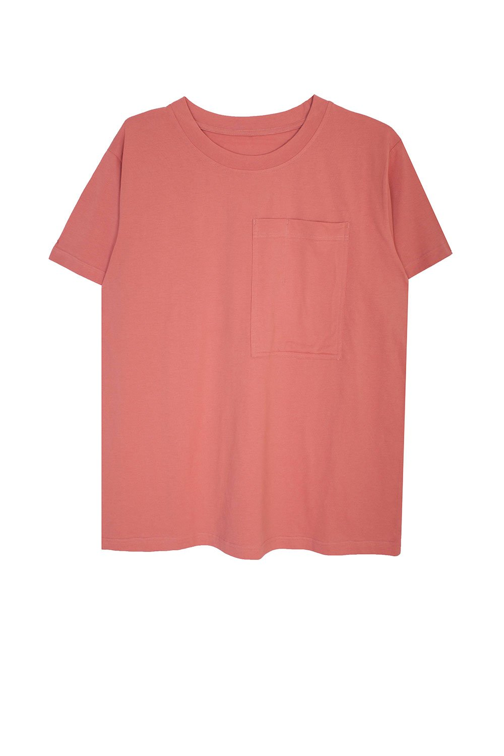 L F Markey - Nullo Tee Dirty Pink