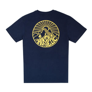 Hikerdelic Core Short Sleeve Navy Tee