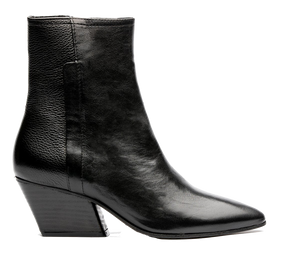 Elm Leather Black Boot