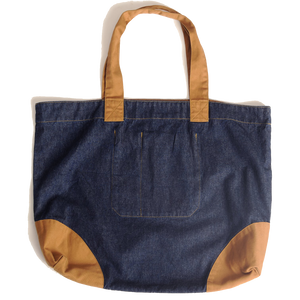Denim & Khaki Shopper