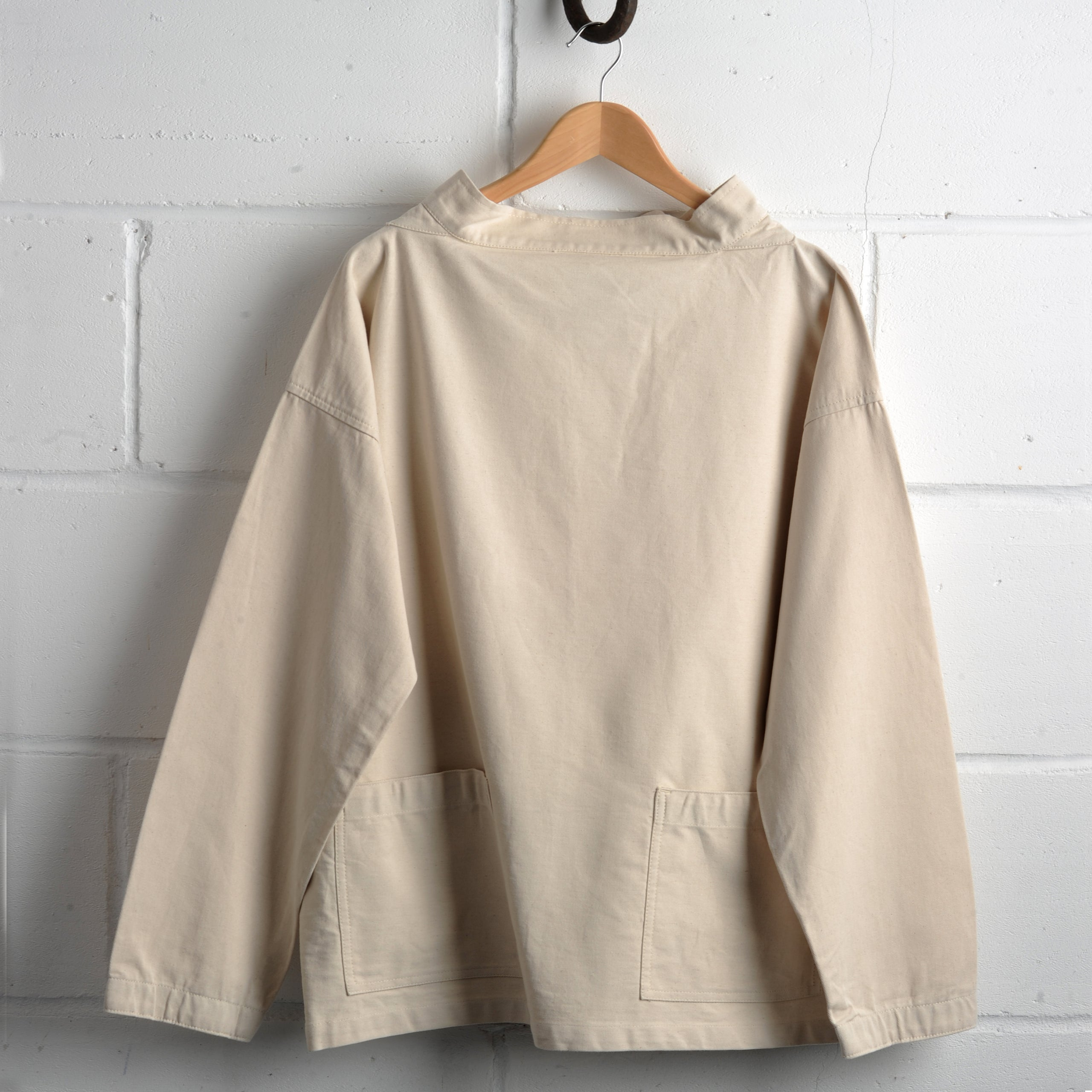 Yarmouth Oilskins - Classic Smock Natural