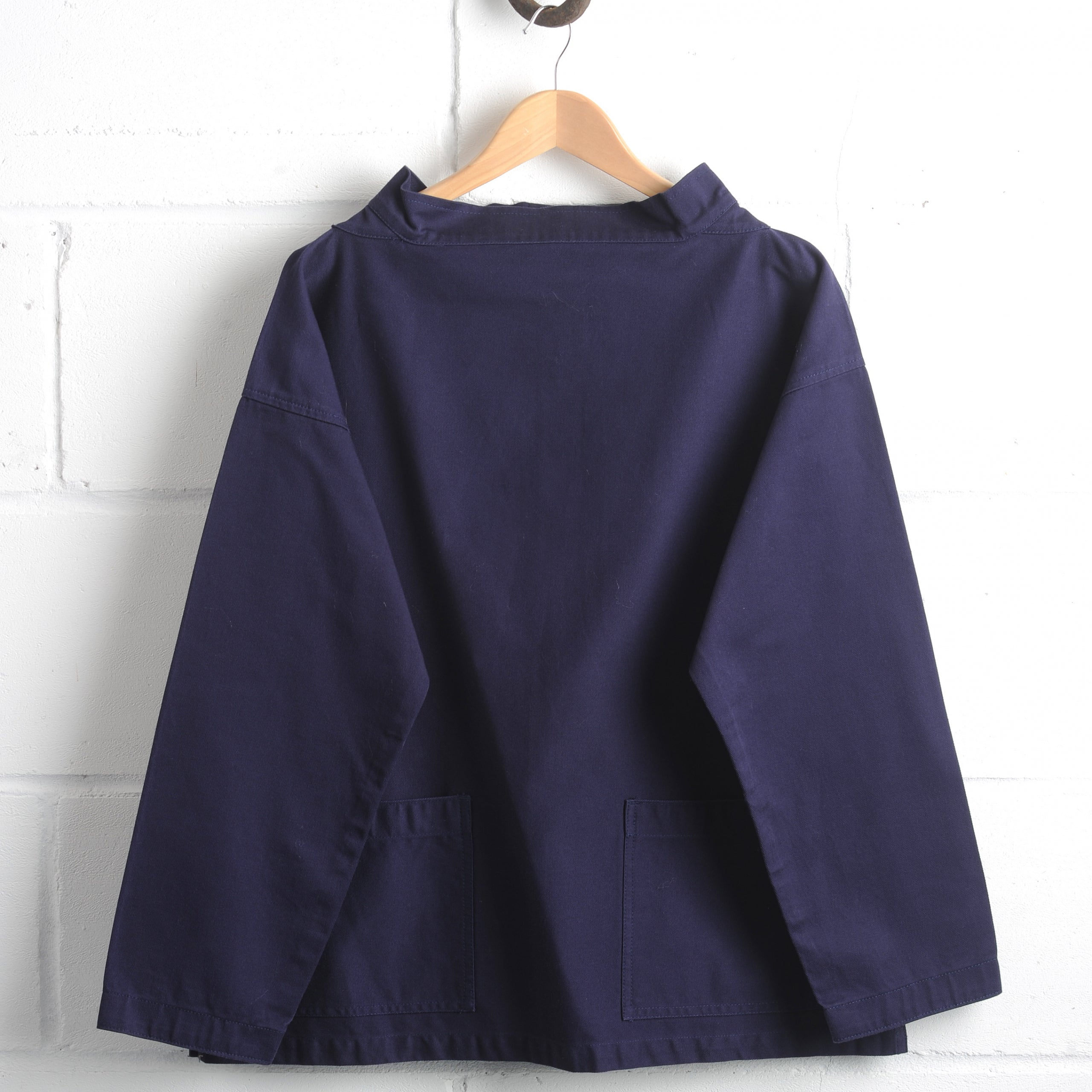 Yarmouth Oilskins - Classic Smock Navy