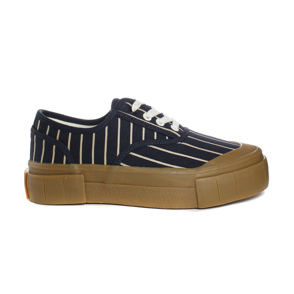 Hurler 2 Low in Navy and Brown