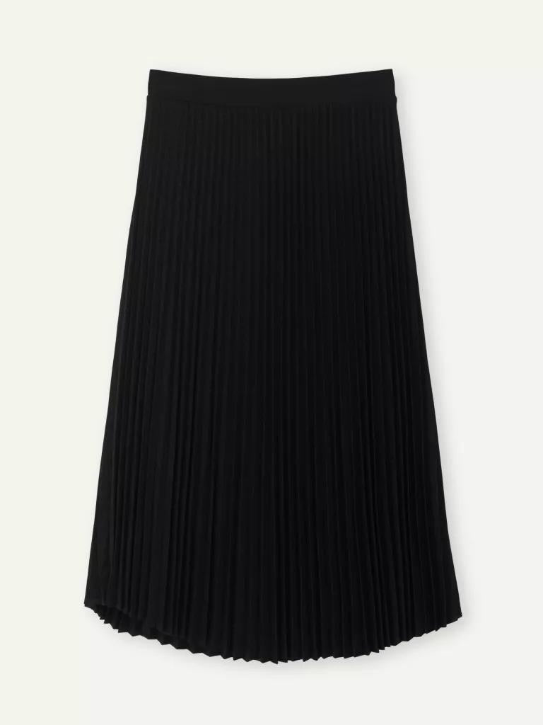 Closer Skirt Shimmering Black