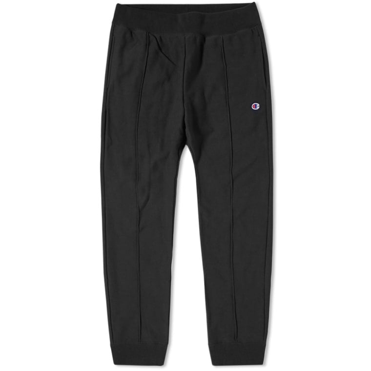 Champion - Cuffed Track Pant - black