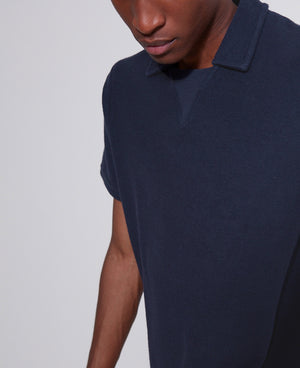 Le Polo Sweat Navy