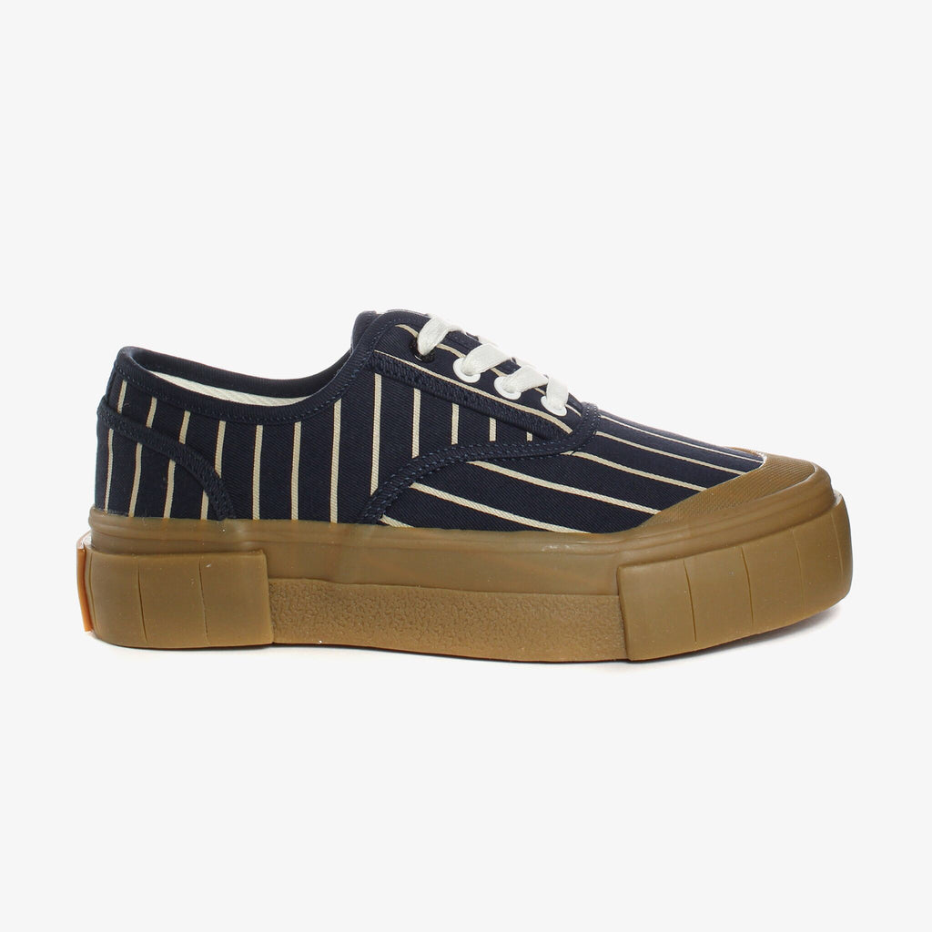 Good News - Hurler 2 Low - Navy Brown