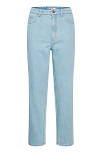 DacyGZ Straight Jeans Light Blue Vintage