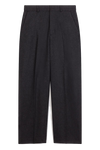 Pantin Plain Trousers Anthracite Grey