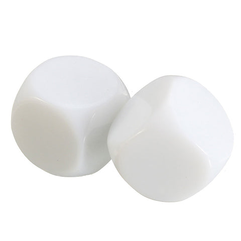 White Dice  I  Customize Your Own Dice  I  D6