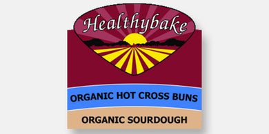 Organic Hot Cross Buns Organic Sourdough – 500g
