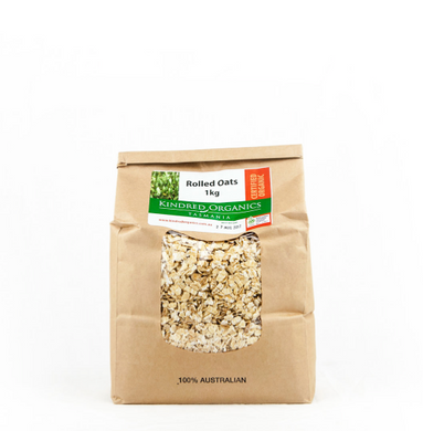 Kindred Organics Rolled Oats