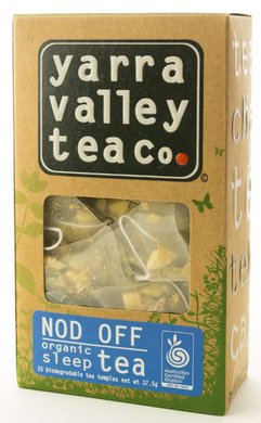 Yarra Valley Tea Co Organic Nod Off