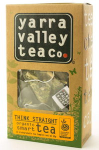 Yarra Valley Tea Co Organic Think Straight