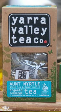 Yarra Valley Tea Co Organic Aunt Myrtle