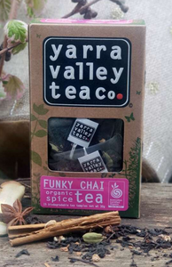 Yarra Valley Tea Co Organic Chai