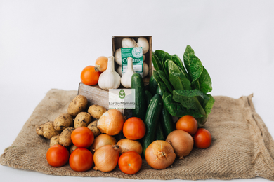Subscription Organic Vegetable Staple Box