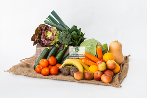 Subscription Organic Seasonal Box- Medium