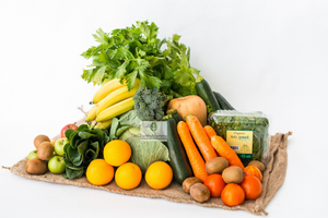 Organic Seasonal Box – Large
