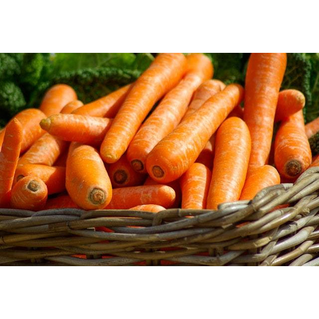 Certified Organic Carrots