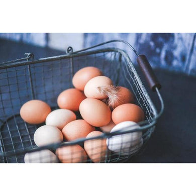 2x 600-700grms Organic eggs **VALUE BUY**