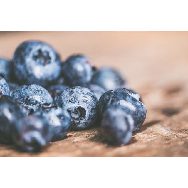 Certified Organic Blueberries punnet