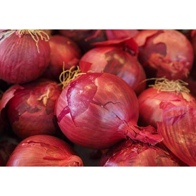 Organic Red Onion per kg