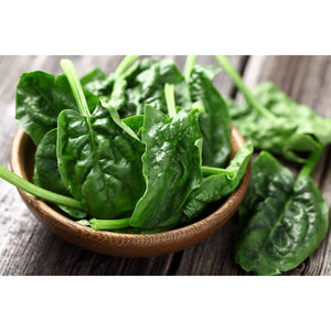 Certified Organic Spinach 100grms