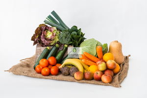 Subscription Organic Seasonal Box – Small