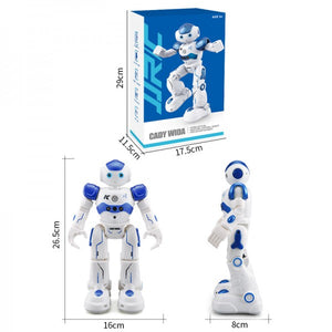 Chargeable Intelligent Dancing  JJRC R2 Cady Robot Toy For Kids