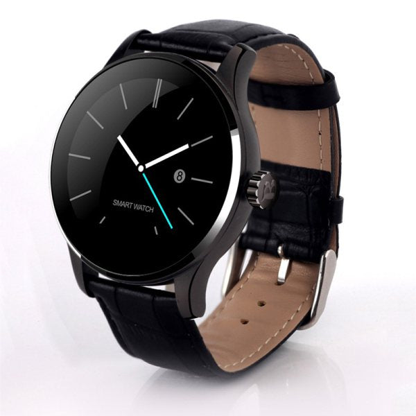 Bluetooth Smart Watch Waist Pedometer Watch Heart Rate Monitor Watch