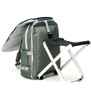 Backpack & Stool Combo(Can Be Separated)