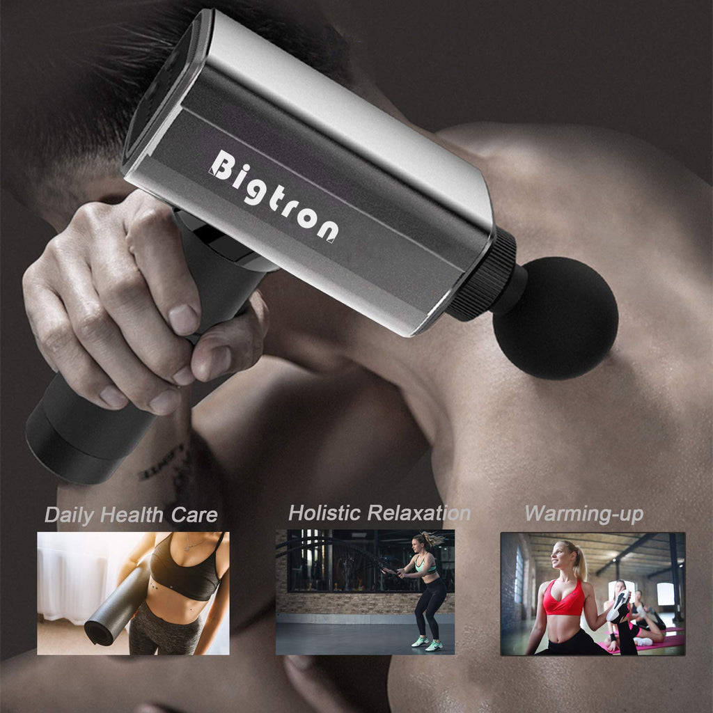 BigTron PRO Percussion Massager