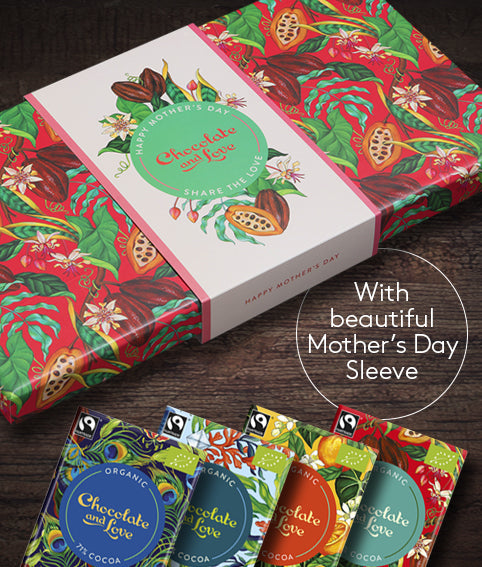 MOTHER'S DAY CREAMY DARK GIFT BOX